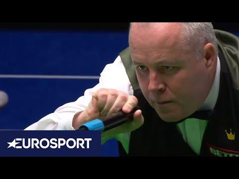 WATCH: John Higgins stunning 147 break in full! | Snooker | Eurosport