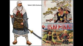History of the Sohei Warrior Monks & Ikko Ikki, Beginnings (Part 1)