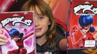 Miraculous Ladybug - New Toys!!! Featuring Lindalee #AD | Tales of Ladybug and Cat Noir