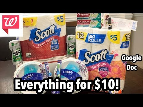 Walgreens #Winning | Coupon Deals & Haul For 12/8 - 12/14 | Earning Those Points! 🙌🏽