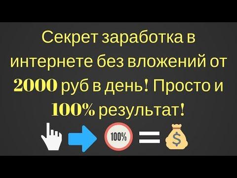 Видео Бесплатные методики заработка в интернете