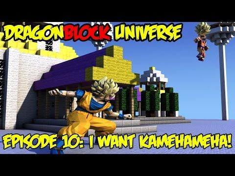 Dragon Block Universe: Hardcore Saiyan Training! I WANT KAMEHAMEHA DAMN IT!! [EP 10]