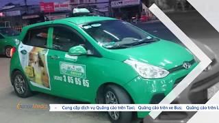 Quảng cáo trên taxi Mai Linh tại Cần Thơ - Mega We Care [SSM.VN]