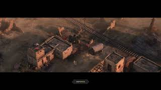Desperados III - The Wages Of Pain - Speedrun Badge - Chapter 3 Mission 14 (Stealth Version)