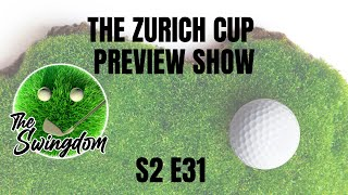 The Zurich Cup Preview Show | PGA Tour Podcast