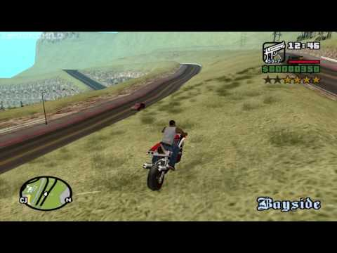 How To Get All Of The Desert Eagles At Very Beginning Of The Game - GTA San Andreas