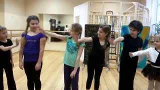 Итоговый урок современного танца