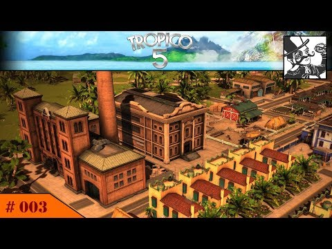 Tropico 5:  #03 Starting with Heavy Industry!