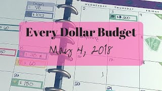 "Every Dollar Budget | May 4 | Budgeting ""Extra"" Money 