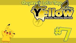 Pokemon Yellow Part 7 Catching Zapdos & Two Gyms