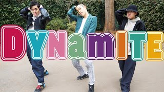 四千頭身がBTS「Dynamite」を踊ってみた【KPOP IN PUBLIC ONE TAKE】  Dance cover by comedian from Japan 30min