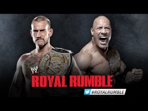 wwe-royal-rumble-2013---cm-punk-vs-the-rock-wwe-1/27/13-wwe-13