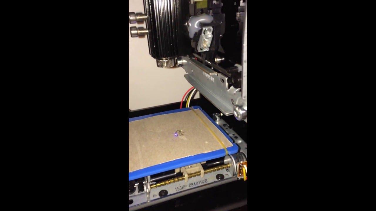 Neje 500 me laser engraver problem