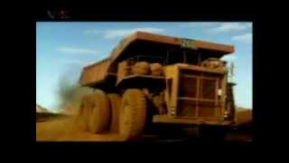 Kampf auf Muldenkipper / Fight on dump truck in Redwing (Starship)