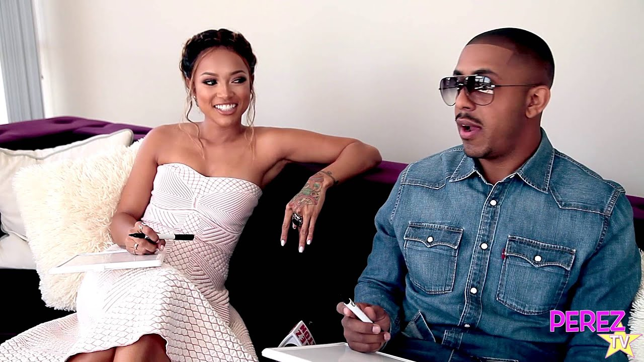are marques houston and mila dating