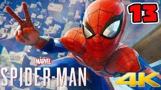 Spider-Man PL (13) - RATUJEMY MJ! [PS4 PRO] | 4K | Vertez