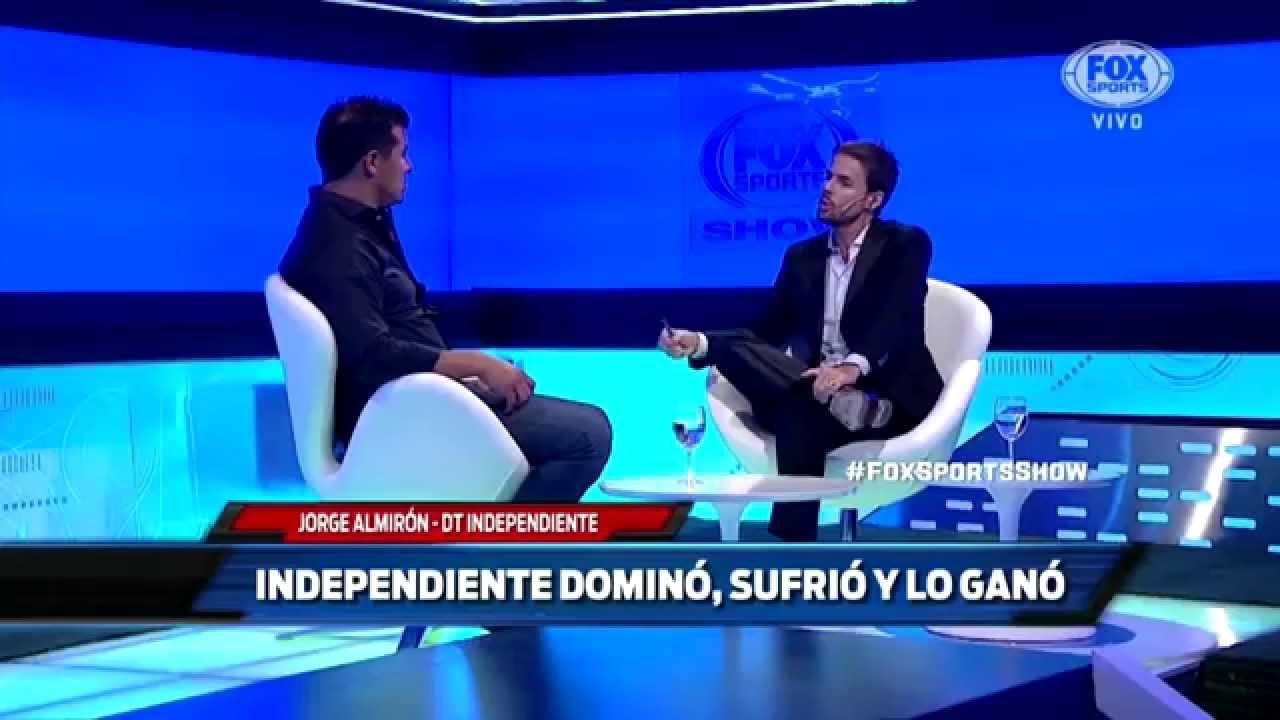 R Fox Sports Fox Sports Show con Cl...