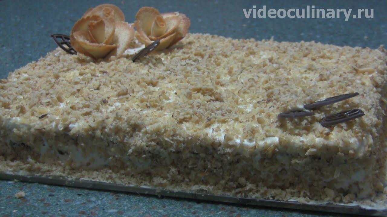 торт медовый видео рецепт от бабушки эммы