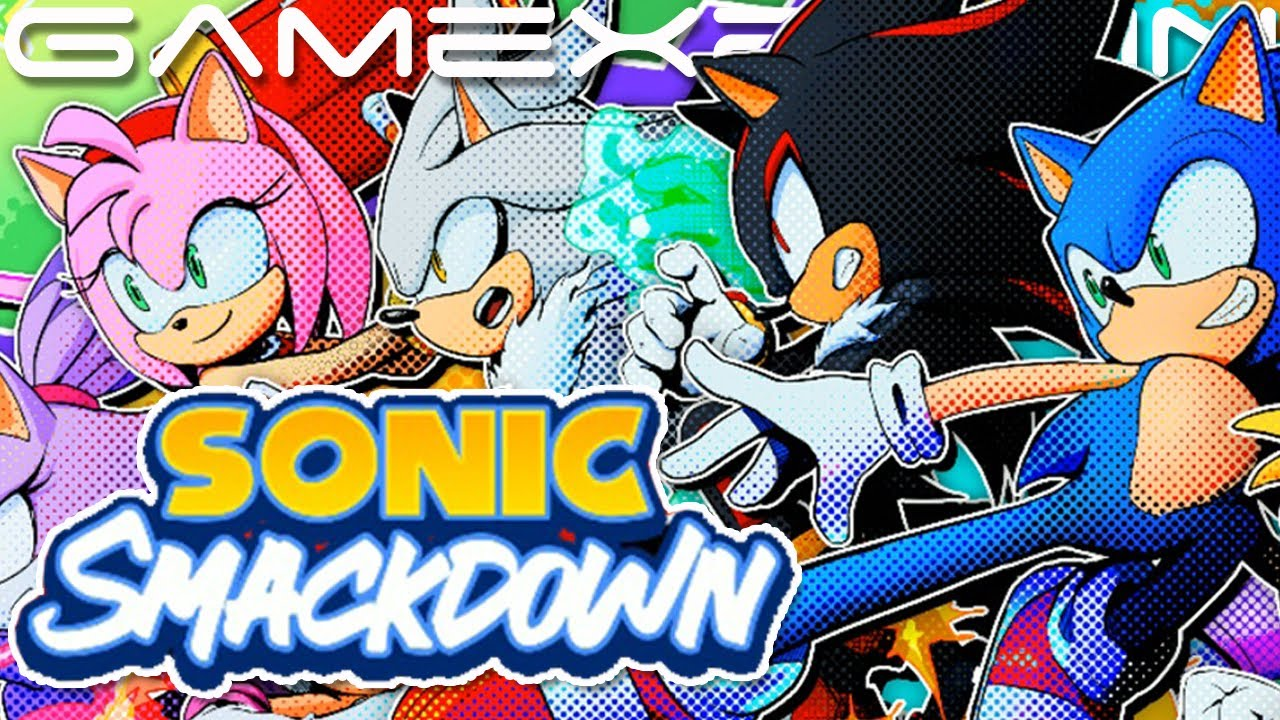 A Good Sonic Fighting Game Sonic Smackdown Game Watch Fan Game Youtube Sonic smackdown (arcade)   sonic fan games ❄ walkthrough подробнее. a good sonic fighting game sonic smackdown game watch fan game