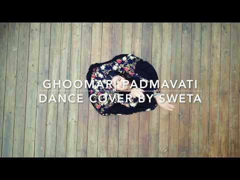 Padmavati : Ghoomar Song | Deepika Padukone | Shahid Kapoor | Ranveer Singh | Dance by Sweta Joshi