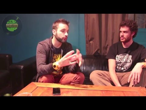 Manudigital : Extrait Live + Interview pour Wise Up Station @ Marseille Dub Station #31