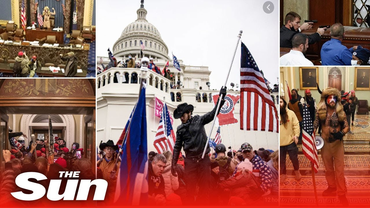 Musisi Metal Bereaksi Terhadap Massa Pro-Trump Menyerbu Gedung Capitol