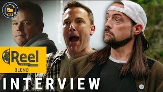 How Kevin Smith Got Ben Affleck and Matt Damon to Return for Jay and Silent Bob Reboot