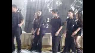 Dança Negro Gato