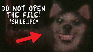 A Terrifying Bed Time Story | The Disturbing Smile Dog...