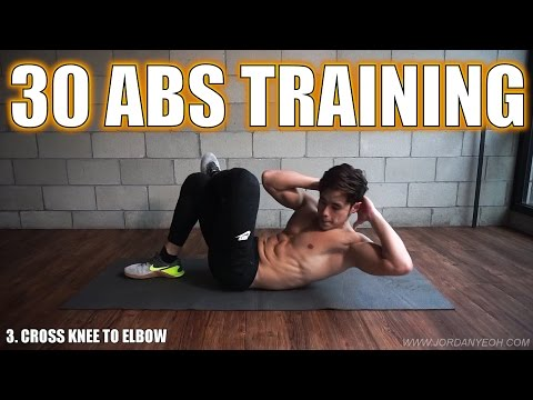 30 Variations of Ab exercises!