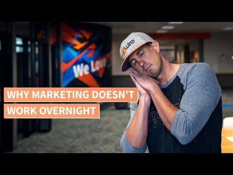 Digital Marketing Tips - Why Marketing Doesn't Work Overnight