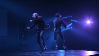 Artificial Love Blindfold Dance