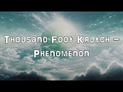 Thousand Foot Krutch - Phenomenon [Acoustic Cover.Lyrics.Karaoke]