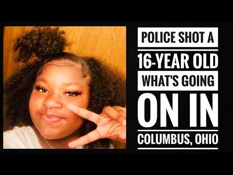 "Police Shot Ma""Khia Bryant"