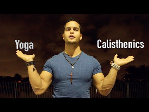 Its All About The Journey Calisthenics & Yoga Gabo Saturno