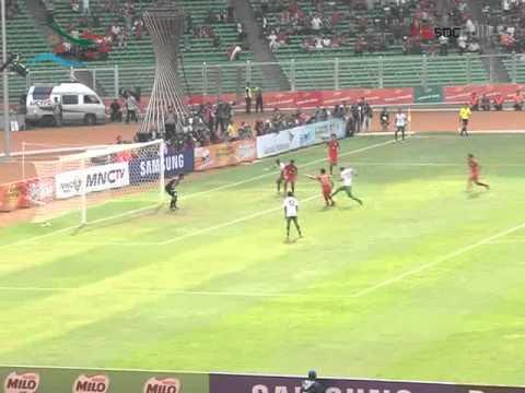 Sepak Bola Indonesia VS Singapura Babak Penyisihan Group A ...