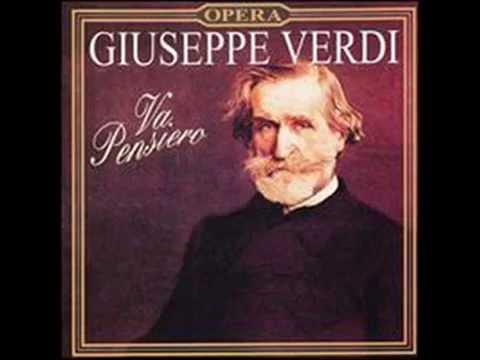 1842 GIUSEPPE VERDI Nabucco Va, Pensiero
