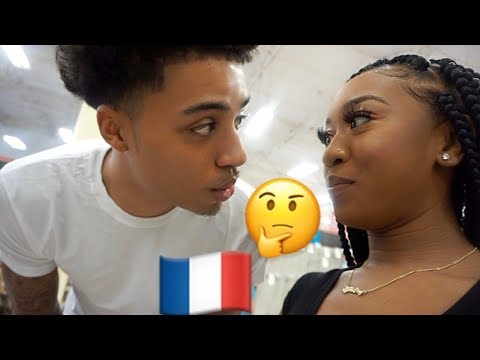 SPEAKING FRENCH TO MY GIRLFRIEND FOR 24 HOURS!!!