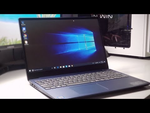 The Best BUDGET Laptop For Back To School Lenovo Idea Pad 330 Review