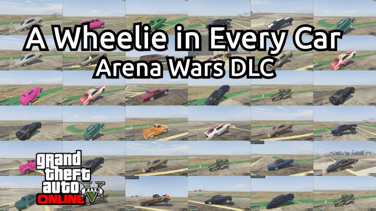 arena war gta 5 explained