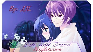 Safe And Sound Capital Cities Nightcore