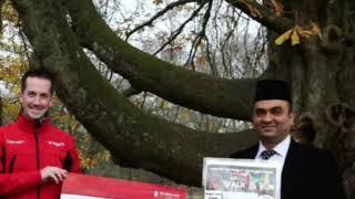 Northern Ireland Ahmadi Muslims Raise Funds for Charity