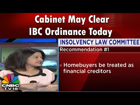 Cabinet May Clear IBC Ordinance Today | Power Breakfast (Part 2) | CNBC TV18