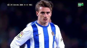 The Match That Made Atletico Madrid Buy Antoine Griezmann