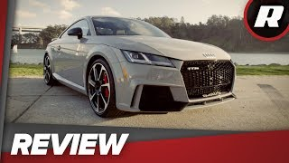 2018 Audi TT RS Review: A mean-sounding AWD sports coupe, aiming for the Cayman S and M2