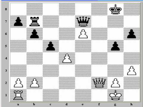Chess Game Analysis – Continental Open – Round 2