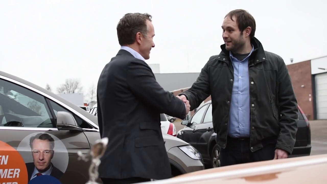 Wybren Van Haga Ruilt Zijn Rolls Royce In Voor Een Tesla