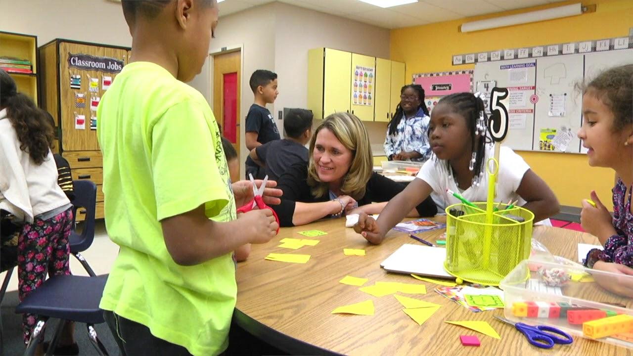 Seminole County Teacher of the Year Samantha Neff