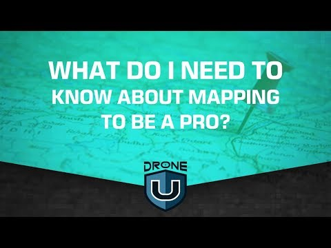What Do I Need to Know About Mapping to Be a Pro?