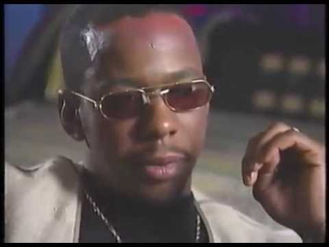 Bobby Brown Interview on The Ebony Jet Showcase with Elliott Francis 1993